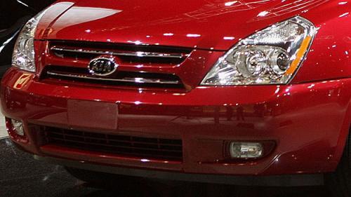 Kia Recalls Nearly 80,000 Sedona Minivans To Fix Suspensions