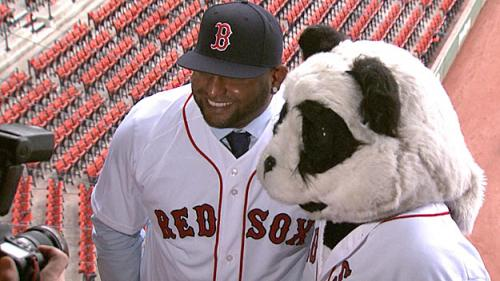 Kung Fu Panda And 7 Other Plump Red Sox Players