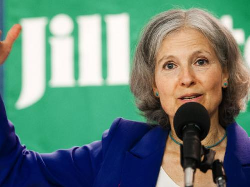 Lexington's Jill Stein Wins Green Party Nomination For President