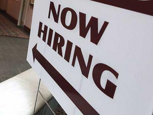 Local Companies Hiring; Unemployed Workers Weigh Encouraging Jobs Numbers