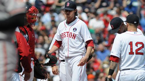 MacPherson On Clay Buchholz: 'The Stuff Just Isn't There'