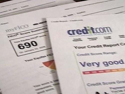 Managing Credit: Credit Reports