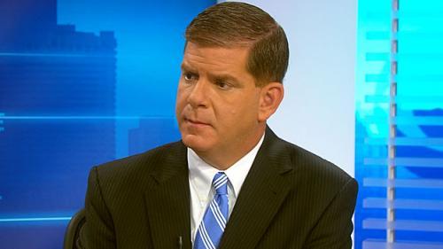 Marty Walsh Elected Mayor Of Boston