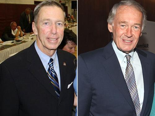 Mass. Democratic US Senate Hopefuls Spar In Debate