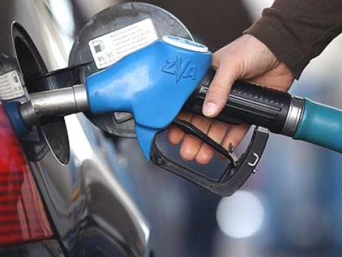Mass. Gas Prices Back Up 2 Cents