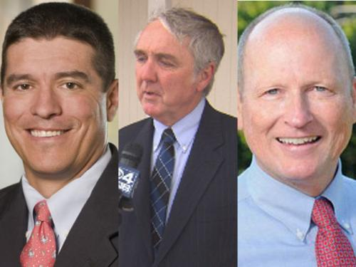3 Mass. GOP Senate Hopefuls Spar In 1st Debate