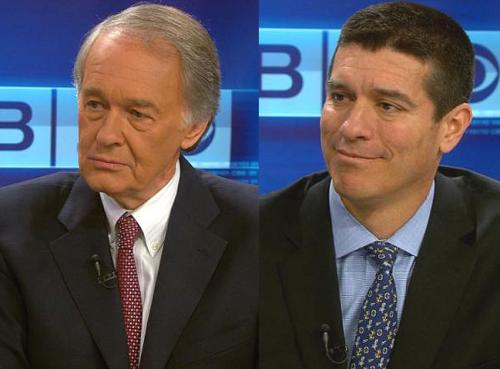 Mass. Senate Race Shifts Focus To Economy