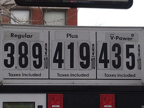 Mass. To Look For Possible Gas Price Gouging
