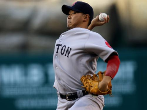 Matsuzaka Goes Four Innings In Rehab Start, Allows 2 HRs
