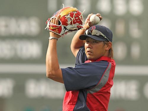 Matsuzaka To Make Next Start For Pawtucket