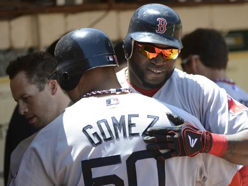 Mauro Gomez Playing Third, Batting Seventh In Series Opener Vs. Yankees
