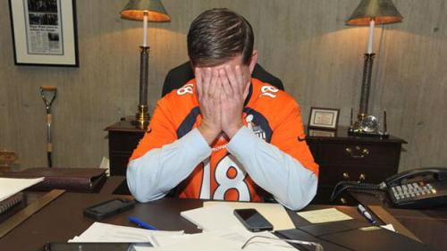 Mayor Walsh Wears Broncos Jersey Following Patriots Loss