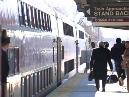 MBTA To Launch First Smartphone Rail Ticketing System In US