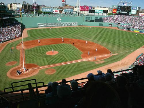 Meet The Man Who Put The Green In 'Green Monster'
