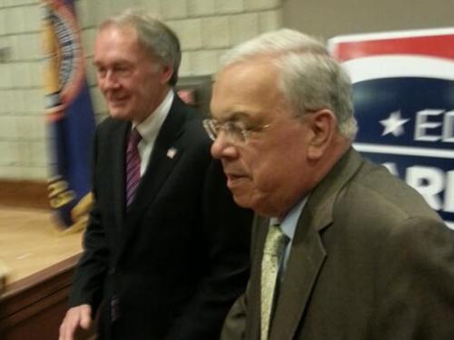 Menino Endorses Ed Markey In Senate Race