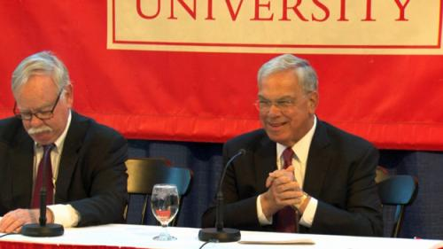 Menino Says BU Job Will Allow Him To Encourage Student Activism