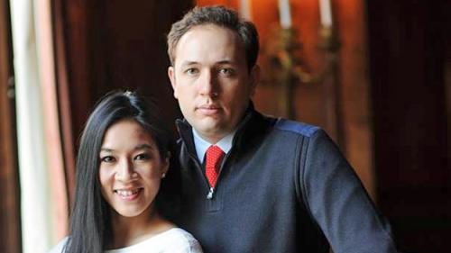 Michelle Kwan's Husband To Run For RI Governor