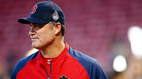Mike Hurley On The Adam Jones Show: Should John Farrell Change Red Sox' Lineup In World Series?