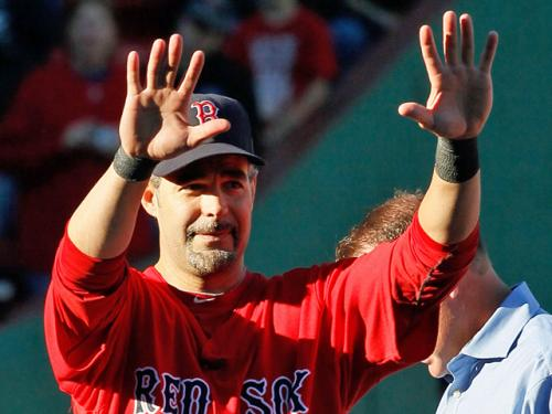 Mike Lowell With Red Sox To Coach Will Middlebrooks