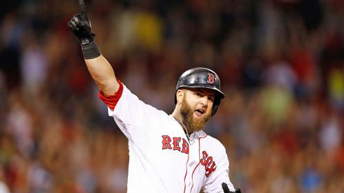 Mike Napoli Comes Through As Advertised For Red Sox