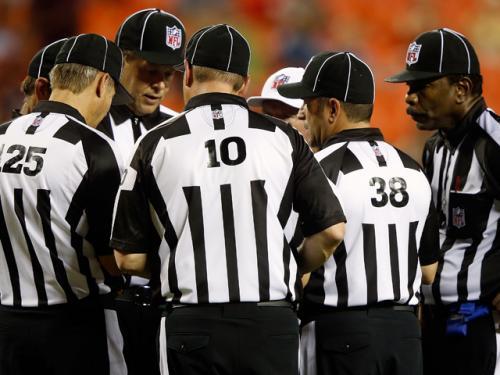 Mike Pereira On Felger & Mazz: Gronkowski Penalty 'Marginal Call'