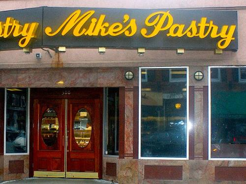 Mike's Pastry Approved For Harvard Square
