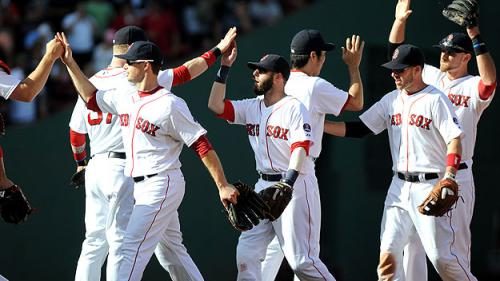 MLB Announces Red Sox Start Times For ALDS
