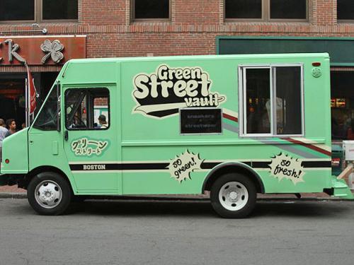 Mobile Clothing Store Runs Into Potholes In Boston