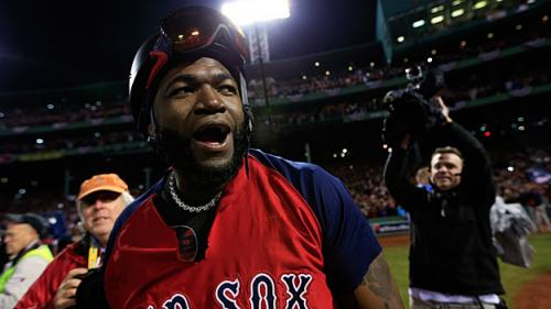 MVPapi: David Ortiz Named World Series MVP