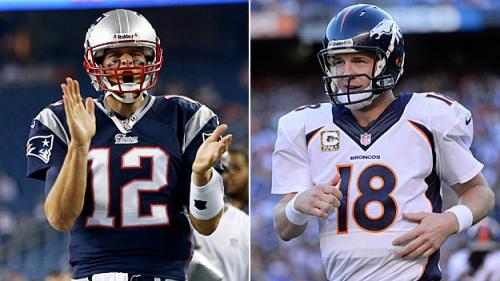 Nantz: This Could Be Final Chapter To Brady/Manning
