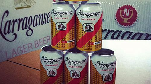 Narragansett Beer Reintroduces 'Jaws' Beer Can