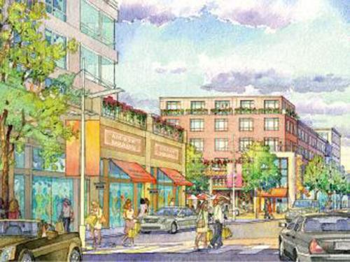 New Developers Take Over Westwood Station Project