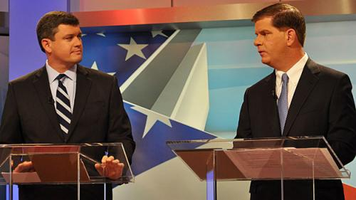 New Poll Shows Walsh Leading In Boston Mayor's Race