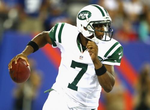 New York's Rookie QB Threat: Geno Smith