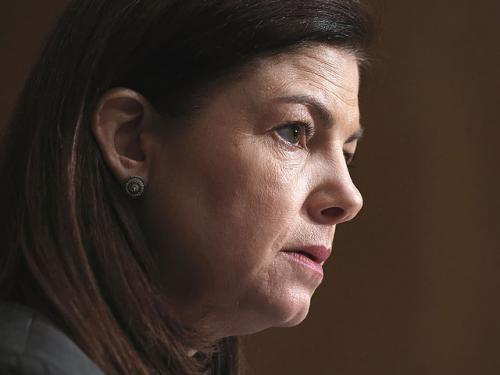 Newtown Victim's Daughter Confronts Kelly Ayotte On Gun Control Vote