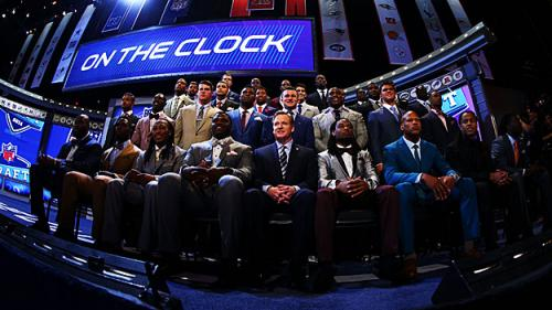 2014 NFL Draft Live Blog: Vikings Trade Back Into 1st Round, Draft QB Bridgewater