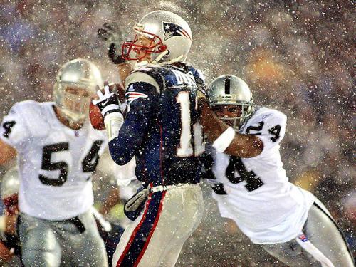 NFL Owners End Tuck Rule, Pass New Helmet Rule