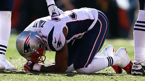 NFL VP Of Officiating: Welker's Hit On Talib 'A Legal Hit'