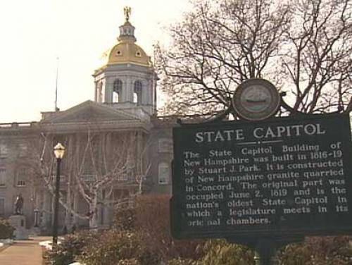 NH Lawmakers Reject Bill To Repeal Gay Marriage Law