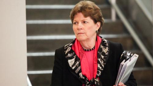 NH Sen. Jeanne Shaheen Urges Brown To Sign 'People's Pledge'