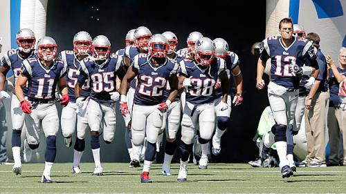 No Locker Room Issues In New England: 'We Respect Everybody Here'