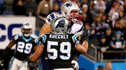 No Penalty: Officials Pick Up Flag On Final Play Of Patriots' Loss To Panthers