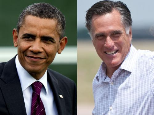 Obama Campaigns In NH While Romney Attends Fundraisers In Mass.
