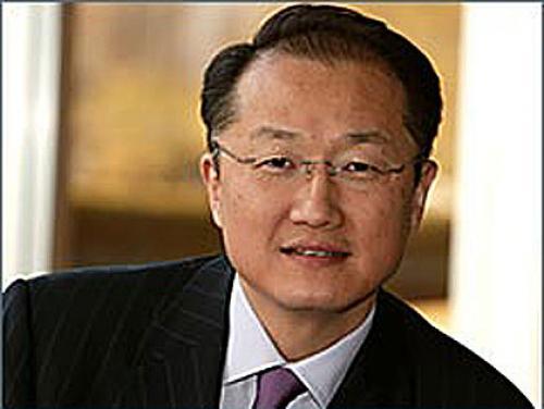 Obama Picks Dartmouth College President To Lead World Bank