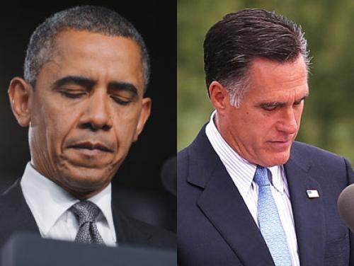 Obama, Romney Put Politics Aside Following Colorado Massacre