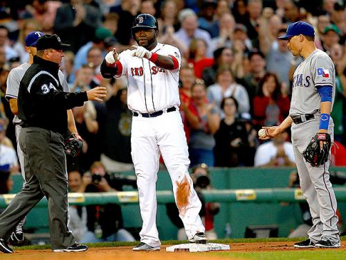 Offensive Notes From Red Sox' 17-5 Win Over Rangers
