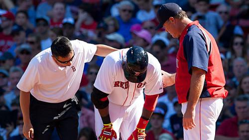 Ortiz Day-To-Day, Bogaerts Lands On 7-Day Concussion DL