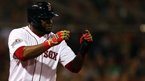Ortiz On Extension With Boston: 'This Is The Place I Want To Be'