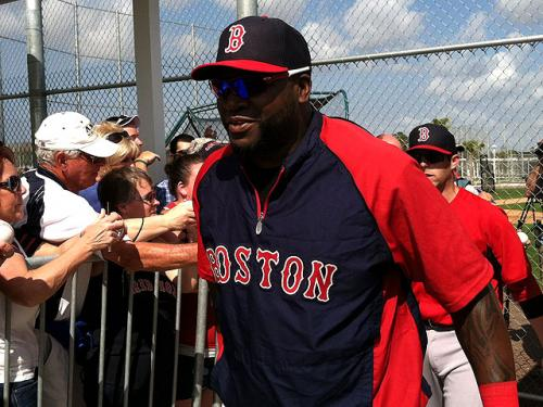 Ortiz Says He'll Be Ready For Red Sox Opener, Takes Shot At Bobby Valentine