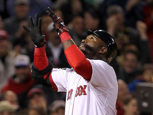 Ortiz 'Star Of Stars' In Valentine's Eyes
